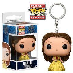 Pocket Pop! Keychain: Disney - Beauty And The Beast (2017) - Belle