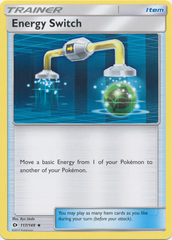 Energy Switch - 117/149 - Uncommon