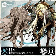 Guild Ball: Fisherman'S Guild - Hag