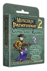 Munchkin Pathfinder 2-Guns & Razzes