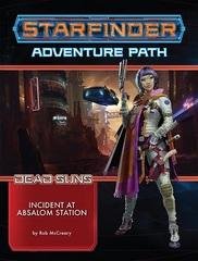 Starfinder Dead Suns 1 Incident At Absalom Station