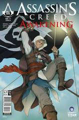 Assassins Creed Awakening #6 (Of 6) Cvr A Doubleleaf (Mr)