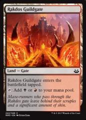 Rakdos Guildgate - Foil