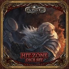 The Dark Eye: Hit Zone Dice