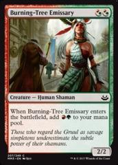 Burning-Tree Emissary - Foil (MM3)