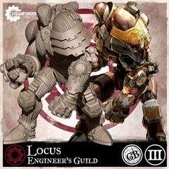 Guild Ball: Engineer's Guild - Locus