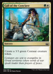 Call of the Conclave - Foil