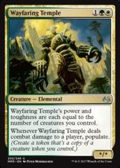 Wayfaring Temple - Foil