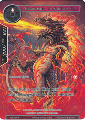 Salamander, the Spirit of Fire (Full Art) - RDE-014 - R