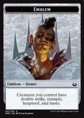 Emblem - Domri Rade