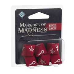 Mansions Of Madness: Second Edition (2E) - Dice Pack