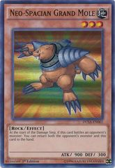 Neo-Spacian Grand Mole - DUSA-EN061 - Ultra Rare - 1st Edition