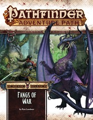Pathfinder Adventure Path #116 - Ironfang Invasion 2: Fangs of War