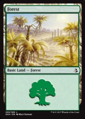 Forest - Foil (269)(AKH)