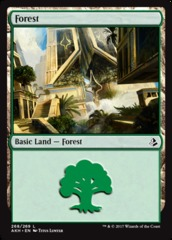 Forest - Foil (268)(AKH)
