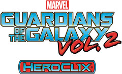 Marvel HeroClix: Guardians of the Galaxy Vol.2 Gravity Feed Pack