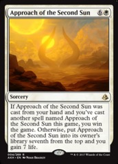 Approach of the Second Sun on Channel Fireball