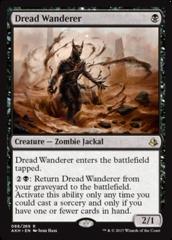 Dread Wanderer - Foil
