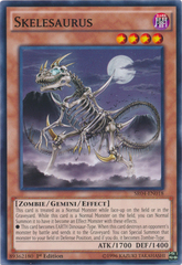 Skelesaurus - SR04-EN018 - Common - 1st Edition on Channel Fireball