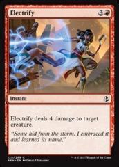 Electrify - Foil