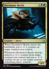 Decimator Beetle - Foil