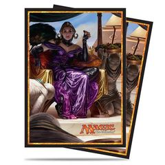 Ultra Pro - Magic The Gathering: Amonkhet - Liliana Deck Protector #2 (86546)