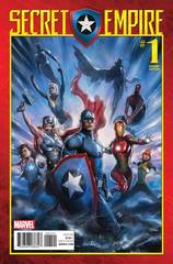 Secret Empire #1 (Of 9) Granov Var