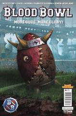 Blood Bowl More Guts More Glory #1 (Of 4) Cvr D Magill (Mr)