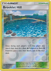 Brooklet Hill  - 120/145  - Uncommon - Reverse Holo