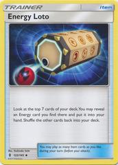 Energy Loto - 122/145 - Uncommon