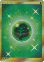 Grass Energy  - 167/145 - Secret Rare