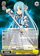 Attack in Waves, Asuna - SAO/S47-E102 - RR