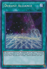 Duelist Alliance - MACR-EN063 - Secret Rare - 1st Edition