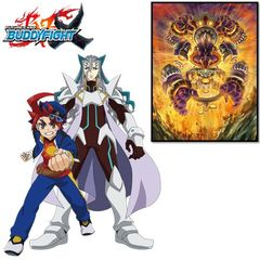 Future Card Buddyfight Ccg: Booster - Chaos Control Crisis Booster Pack