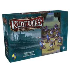 Runewars Miniatures Game: Spearmen Expansion Pack