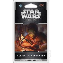 Star Wars Lcg: Allies Of Necessity Force Pack