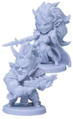 Arcadia Quest Viola & Crash