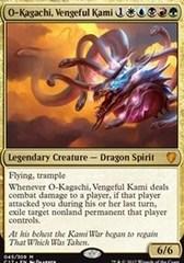 O-Kagachi, Vengeful Kami - Foil
