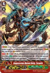 Seal Assassin Mutant Deity, Tyrantis - G-FC04/022EN - GR