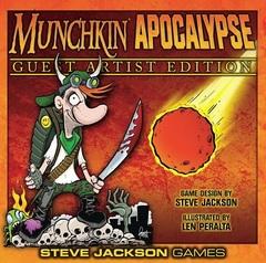 Munchkin Apocalypse Guest Artist - Len Peralta