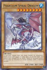 Phantasm Spiral Dragon - MACR-EN028 - Rare - Unlimited Edition