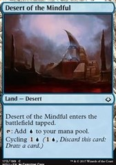 Desert of the Mindful on Channel Fireball