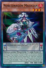Nobledragon Magician - PEVO-EN015 - Super Rare - 1st Edition on Channel Fireball