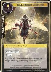 Arla, Demonic Flying Ace - ENW-002 - U
