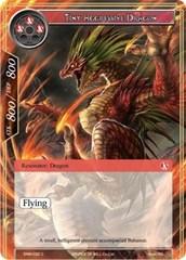 Tiny Aggressive Dragon - ENW-032 - C - Foil
