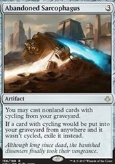 Abandoned Sarcophagus on Channel Fireball