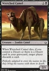 Wretched Camel