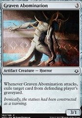 Graven Abomination - Foil