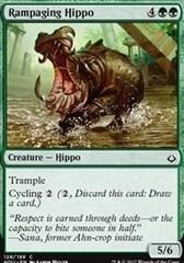 Rampaging Hippo - Foil