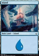 Island (192) - Foil